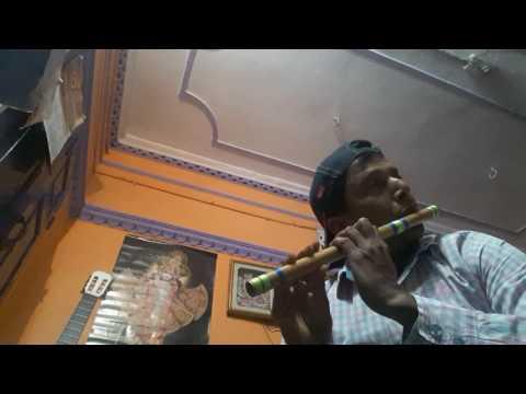 rashk e qamar on flute...