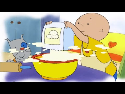 Caillou Full Episode | Caillou's Family Dinner | New HD 2016 Full Caillou Episode | Cartoon for Kids