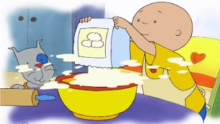 Caillou Full Episode | Caillou's Family Dinner | Caillou Holiday Movie | Cartoon for Kids