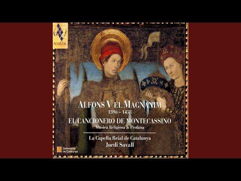 Música Profana (Vol.II) , V.: De Tous Biens Plaine (Instr.) CM 85 (Chanson) (Van Ghizeghem)