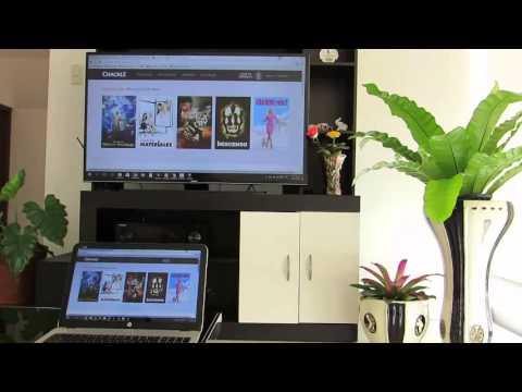 Ver la pantalla del PC en Samsung Smart TV (Tizen) sin necesidad de cables ni programas