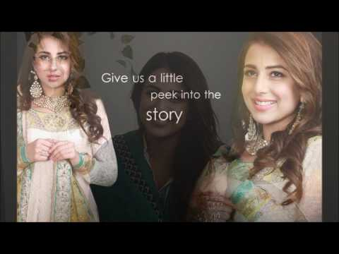 Ushna Shah Interview from Alif Allah Aur Insaan by Zeelicious