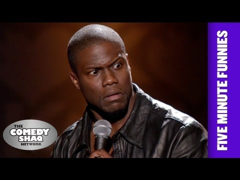 Kevin Hart⎢I am a different kind of parent⎢Shaqs Five Minute Funnies⎢Comedy Shaq