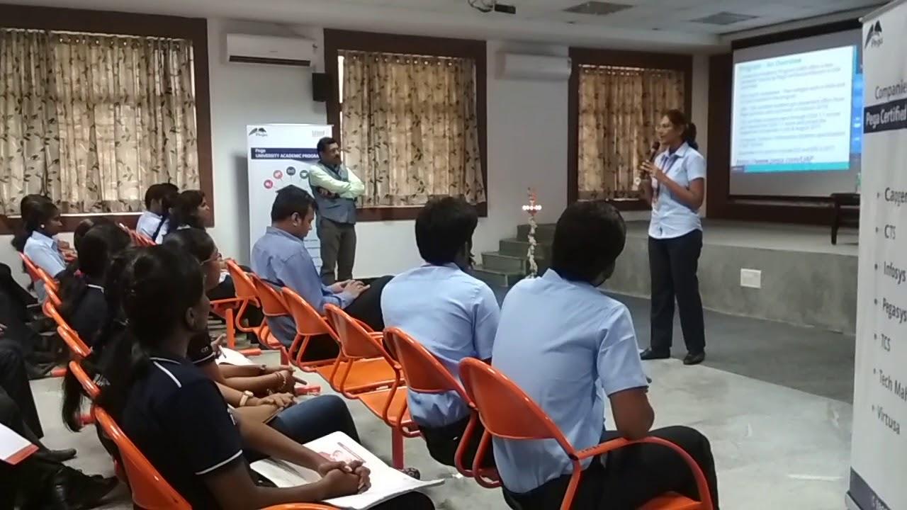 Pega Uap Csa Certification Training Inauguration Cit Part 3