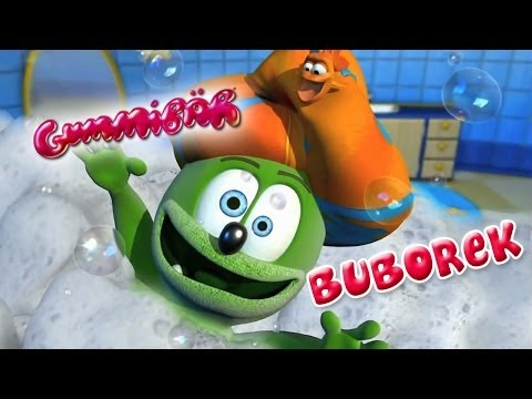 Bubble Up Hungarian Version Buborék Gummibär Gumimaci Gummy Bear Song
