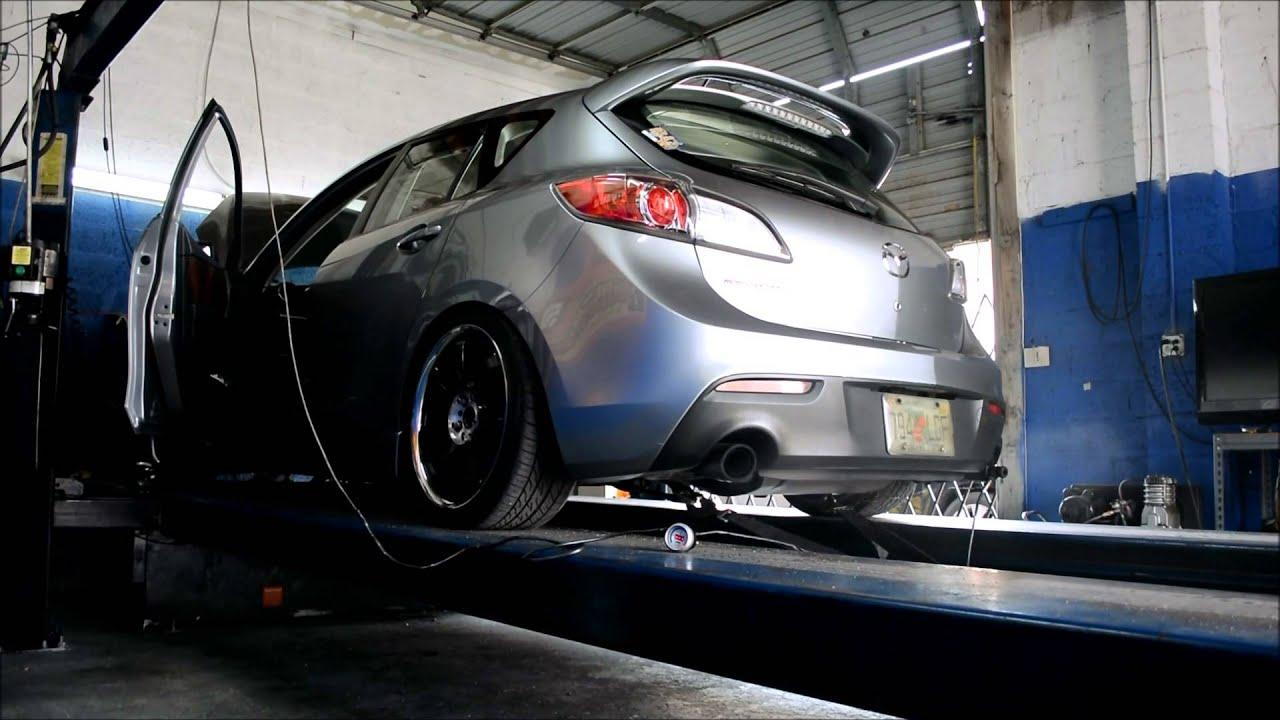 Mazda Speed 3 >> 2012 Mazdaspeed 3 Custom tune - YouTube