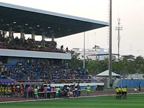Chonburi F.C. 2 – 0 Thai Port F.C. , 19 Feb '11(TPL 2011) 2