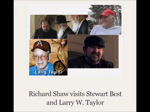 Night Shadows 051917 Best & Taylor Global Report with Guest Richard Shaw