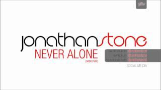 Jonathan Stone - Never Alone (Radio Mix)