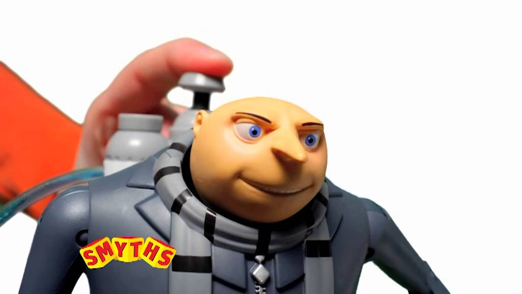 Smyths Toys Despicable Me 2 Deluxe Figures Youtube