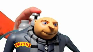 Smyths Toys - Despicable Me 2 Deluxe Figures