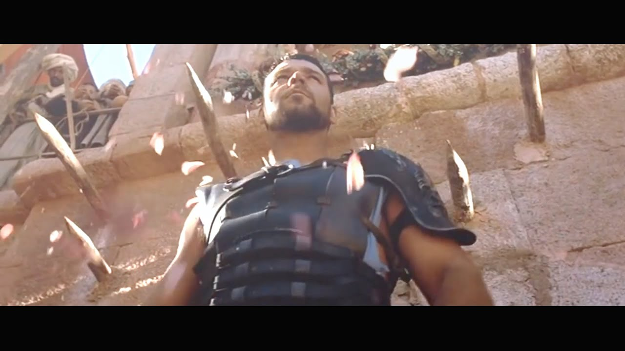Maximus fight scene Gladiator - YouTube