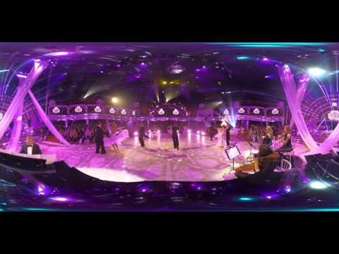 Strictly Pros perform 360 degree dance to Rihanna's Only Girl in The World - Strictly 2015