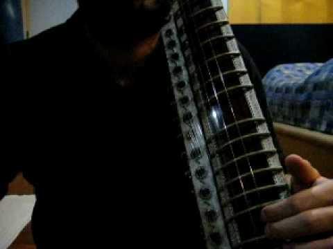 Kesariya Balam - Rajasthani folk tune, Indian Classical Music - Esraj