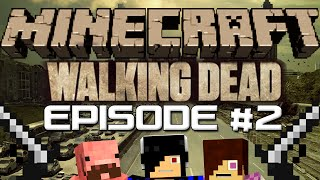 Underground Village [Minecraft: Walking Dead Survival #2]