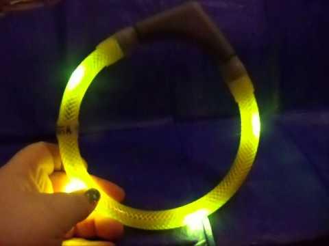 Leuchtie - Leuchthalsband