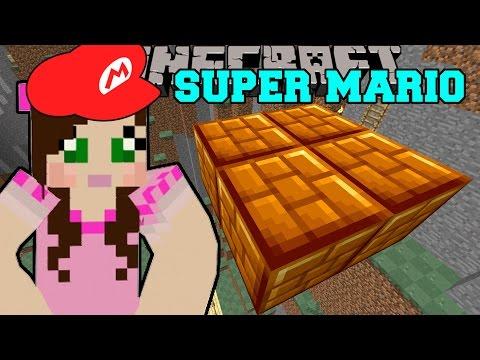 Minecraft: CRAZY WATER LEVEL! - SUPER MARIO BROS - Custom Map [4]