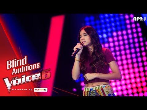 พลอย - In The End - Blind Auditions - The Voice Thailand 6 - 19 Nov 2017