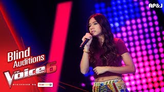 พลอย - In The End - Blind Auditions - The Voice Thailand 6 - 19 Nov 2017