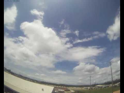 Cloud Camera 2016-08-08: Flagler Palm Coast High