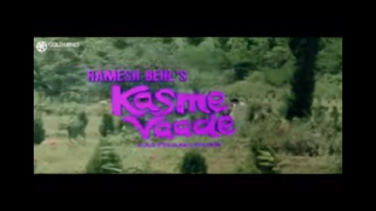 Download Kasme Vaade ( 1978 ) Bollywood Full Movie / Amitabh Bachchan, Randhir Kapoor, Raki Gulzar