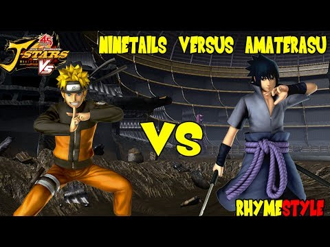 Repeat J-Stars Victory VS - The Nine Tails Chakra Mode vs