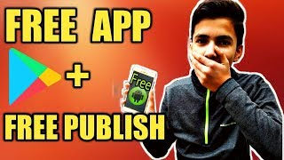 How to create an android app free and publish on play store without coding easily