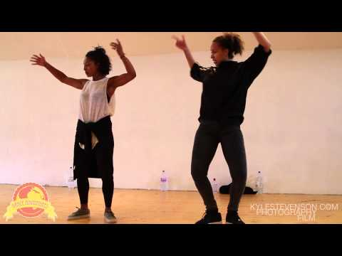 Summer Dance Adventures 2014-  Robia Milliner Brown- Hit Boy- Grindin' My Whole Life