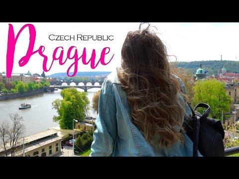 12 countries around Europe. Part 3 / Prague. Czech Republic