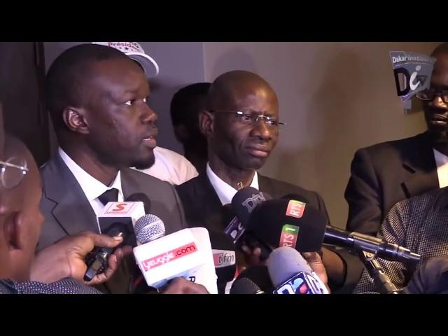 Déclaration de Sonko aprés sa rencontre avec Abdoulaye Wade version WOLOF