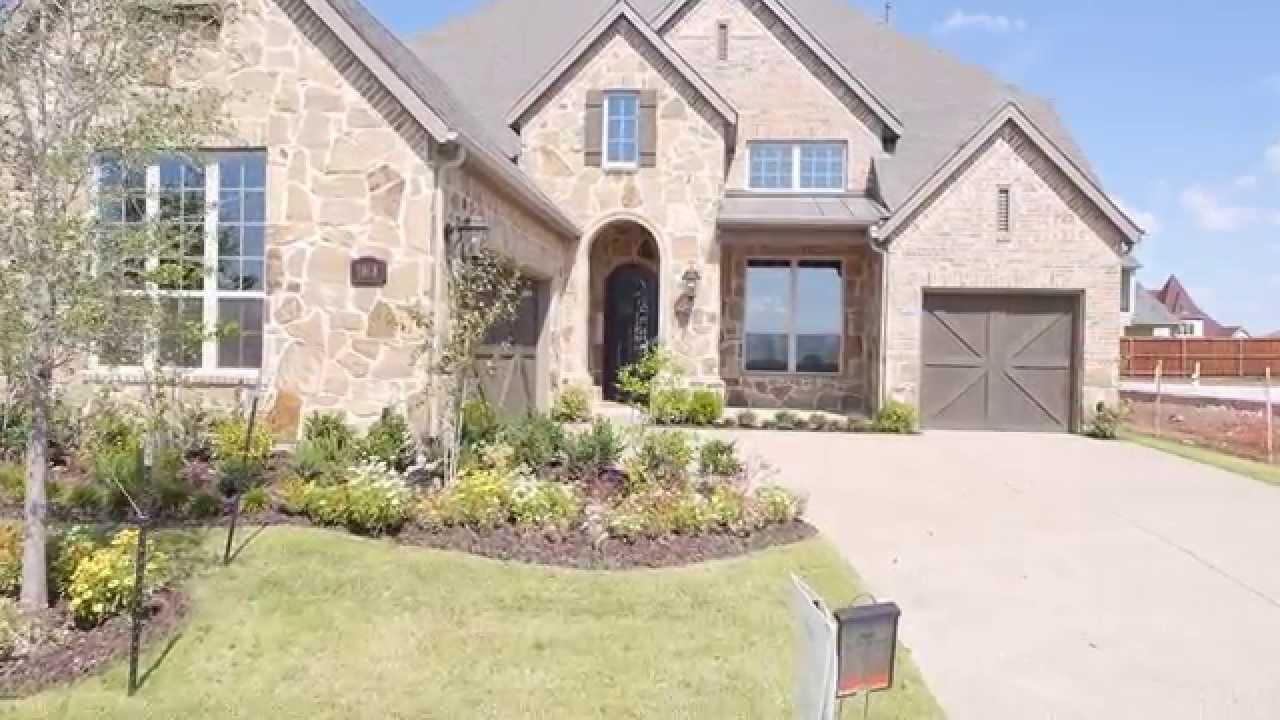 Wakefield, An Ashton Woods Home Plan In Dallas, Texas