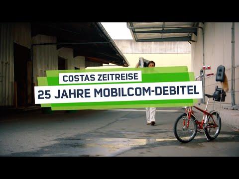 mobilcom-debitel - Costa und die Jungs vom Sirtaki Club