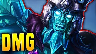 DAMAGE/FLANK JOTUNN TERMINUS!! | Paladins Terminus Gameplay & Build