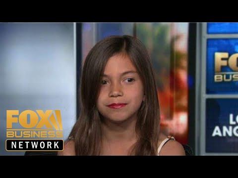 8-year-old Ocasio-Cortez impersonator makes a splash online