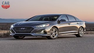 2018 Hyundai Sonata+ Edition Adds More Tech At No Extra Cost  - Car Reviews Channel