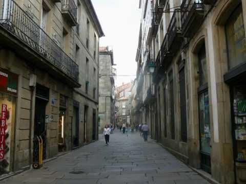 Santiago de Compostela - Galicia - 1