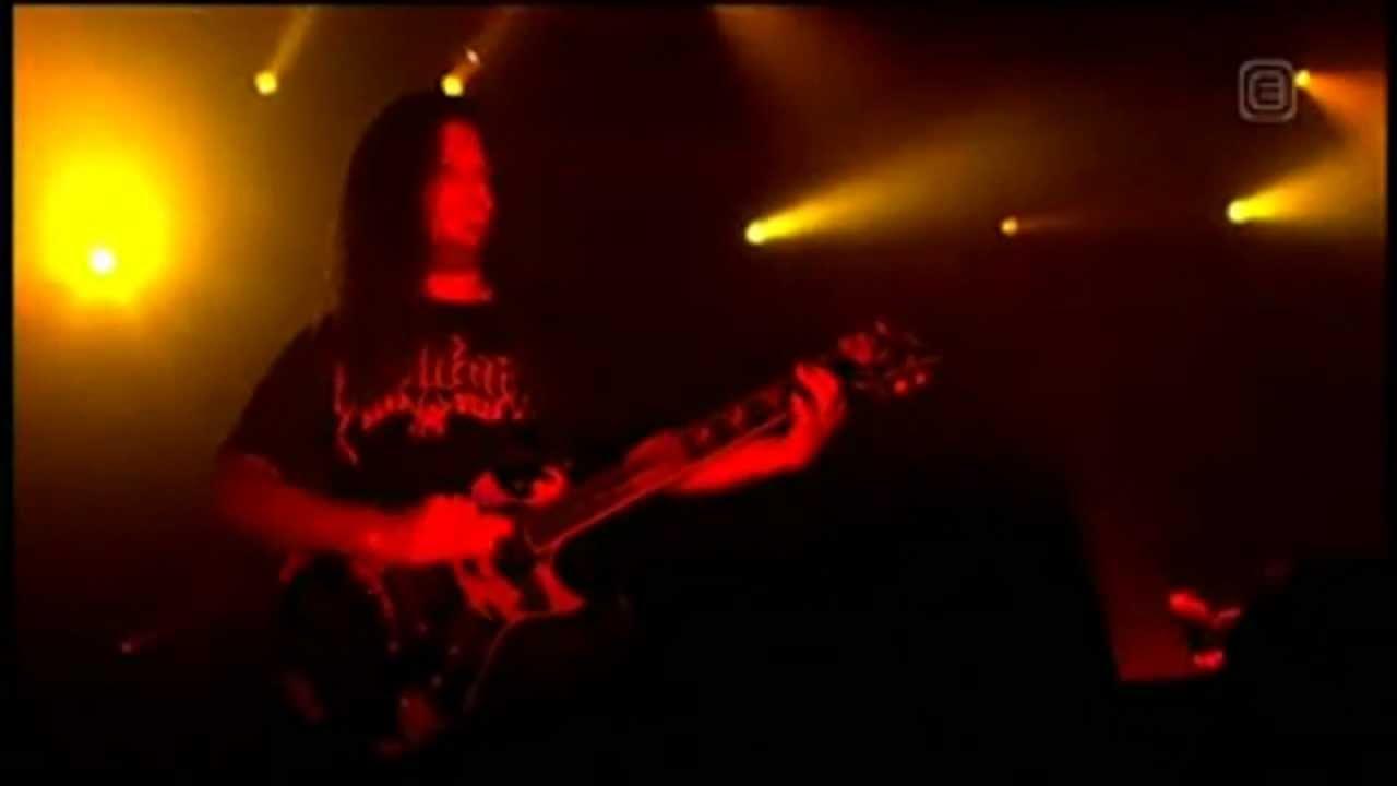 Lamb Of God - Bloodletting (Live Provinssirock Festival 2007)