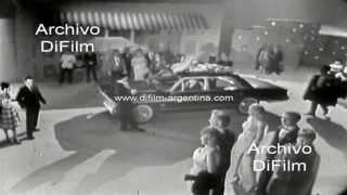 "Programa de television argentino ""Show Rambler"" 1965"