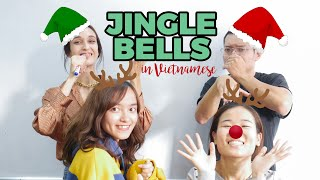 Jingle Bells in Vietnamese | Learn Vietnamese through songs with TVO