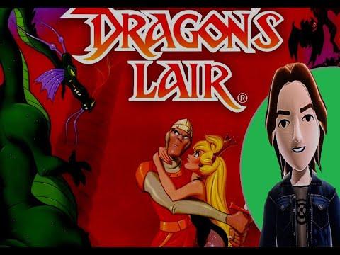 Dragon's Lair et les jeux Laserdisc Game's Gallery  Ep. 31
