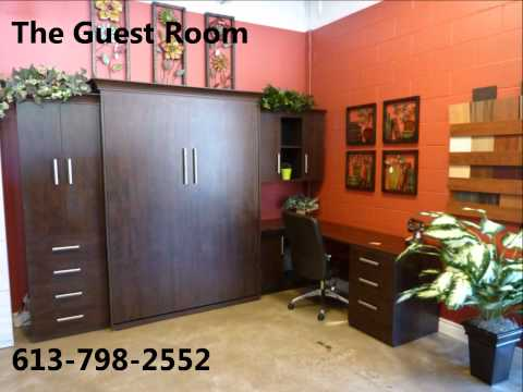 The Guest Room - Murphy Beds Ottawa