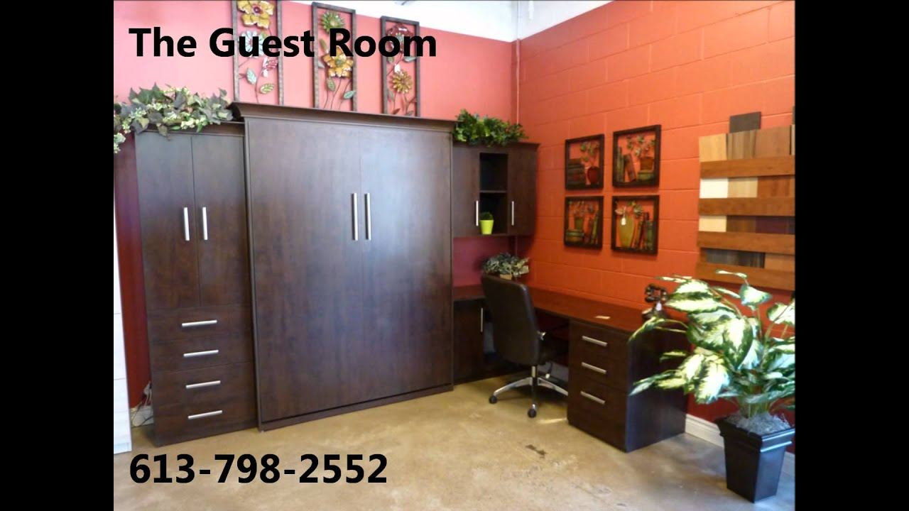 The guest room murphy beds ottawa youtube the guest room murphy beds ottawa amipublicfo Image collections