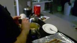 Beef Fajitas & black bean soup p2
