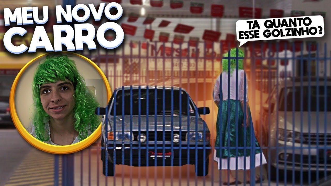 COMPREI MEU CARRO NOVO VESTIDO DE PRINCESA DA DISNEY!!!!!