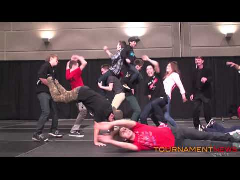 Harlem Shake with Leo Howard of the Disney Channel