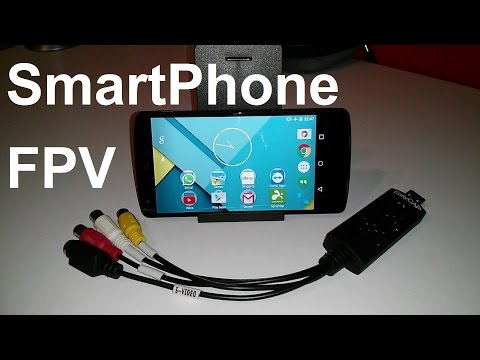 FPV With Your Phone! - EasyCAP