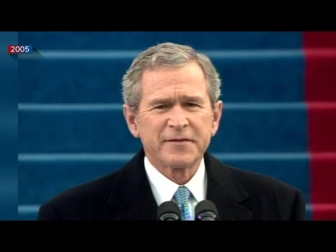 George W. Bush inaugural address: Jan. 20, 2005