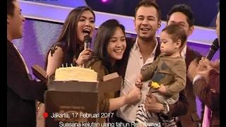 Gigi Berikan Kejutan Ulang Tahun, Raffi Janji Akan Setia - Obsesi 17/02