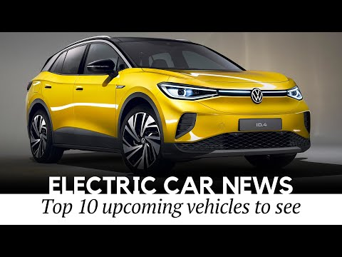 12 Latest Electric Car Reveals and News Showing How Fast the Industry is Evolving