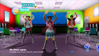 Just Dance Kids 2 Whip My Hair